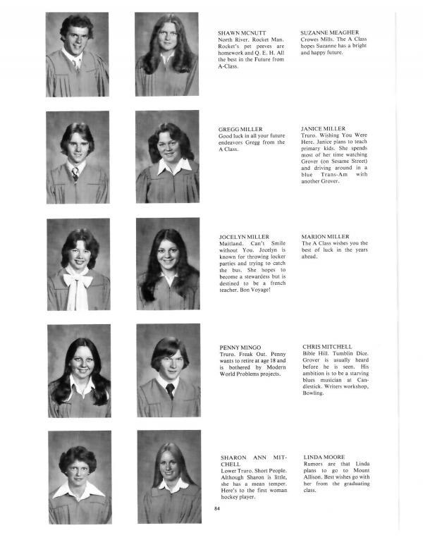 1979 | Cobequid Educational Centre Yearbooks